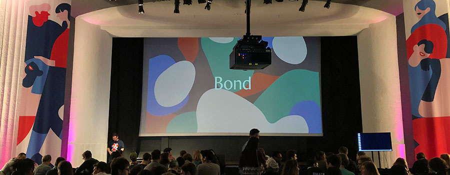 Bond Conference in San Francisco