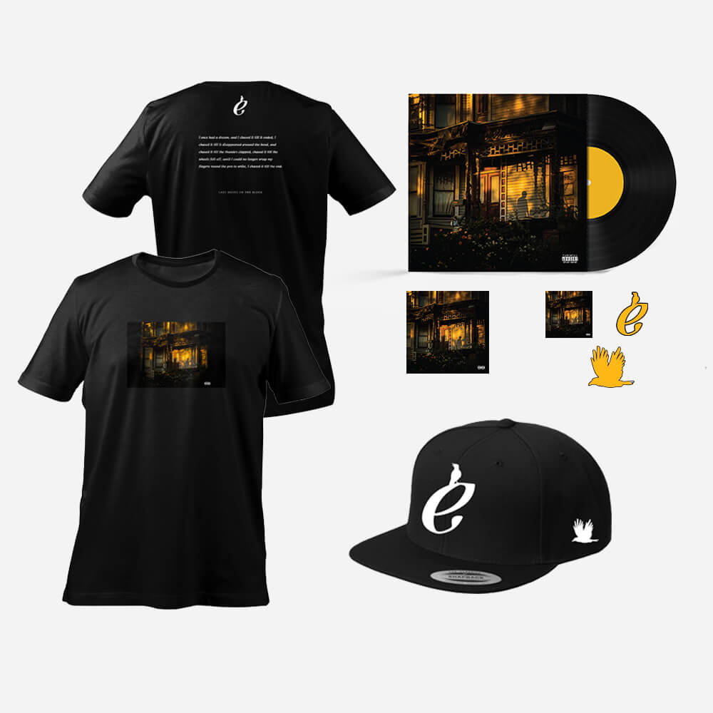 Eligh Merch Bundle