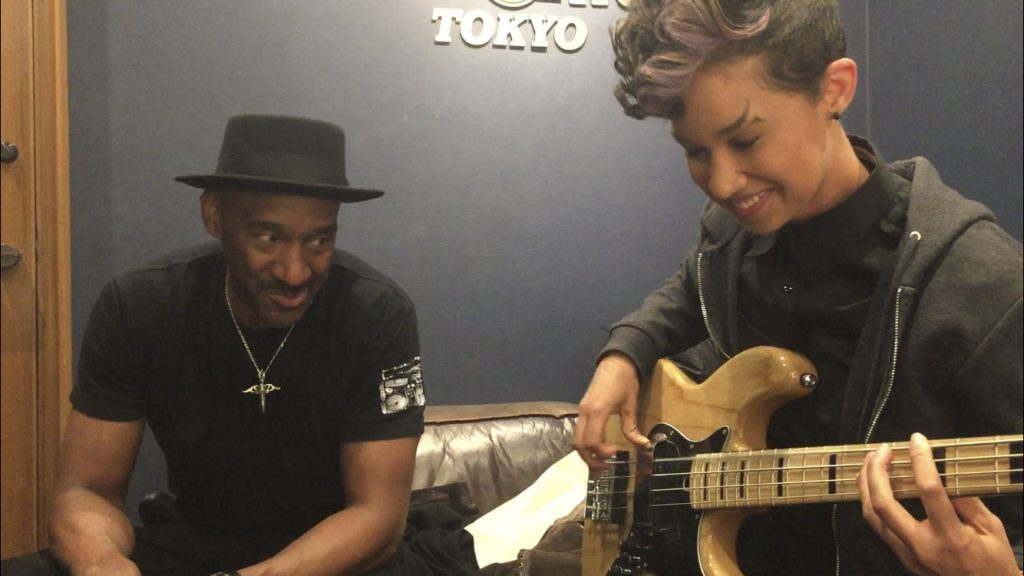 Marcus Miller and Butterscotch