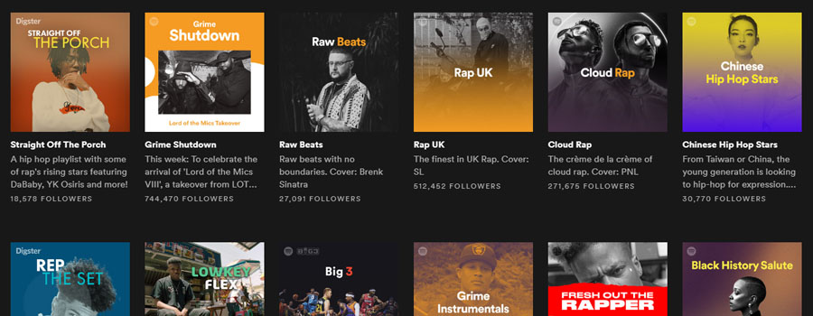 How To Submit Your Song For Spotify Playlist Consideration