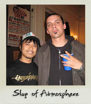 Slug of Atmosphere