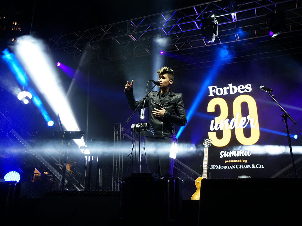 Butterscotch at Forbes 2018