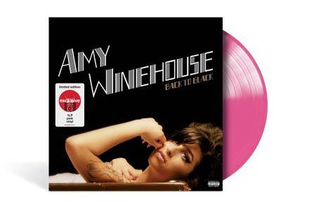 Amy Winehouse Target Vinyl